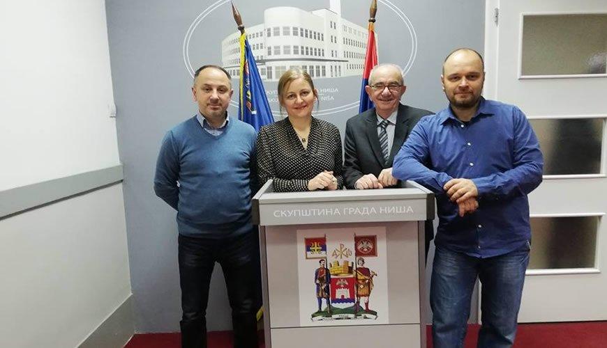 Odbornička grupa Niška inicijativa
