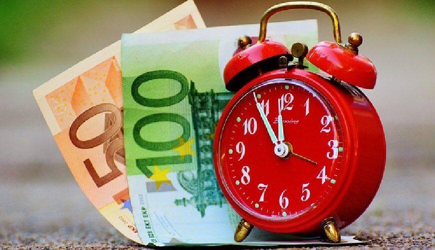 Vreme novac