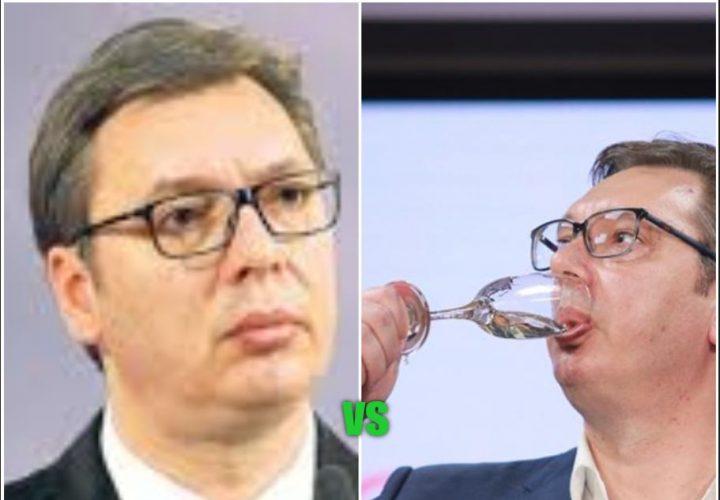 Vučić protiv Vučića